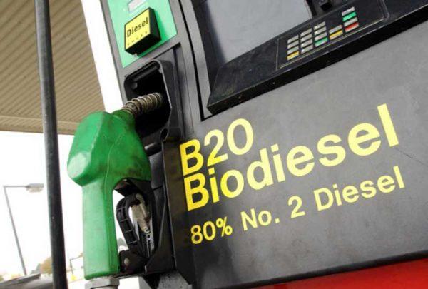 Использование биодизеля