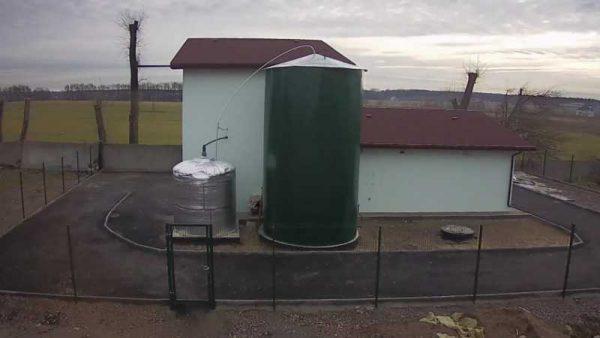 Биогазовая установка в частном доме