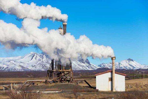 Станция геотермальная