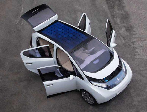 Минус в автомобилях на солнечных батарейках