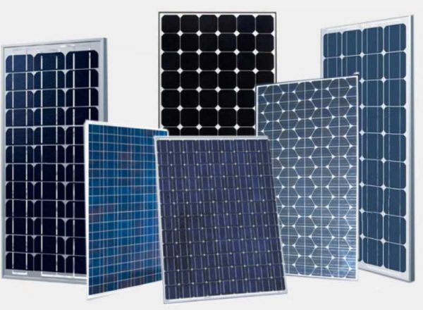 Разные солнечные батареи