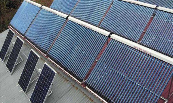 Солнечные батареи и коллекторы