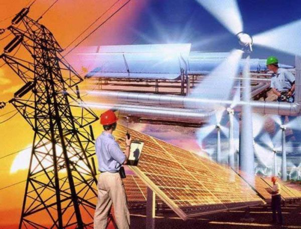 Технологии энергетики