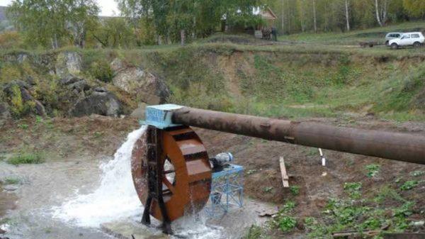 ГЭС своими руками