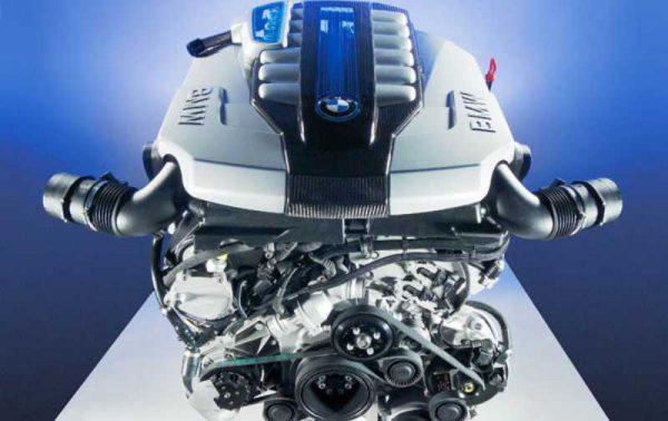 Двигатель однородный